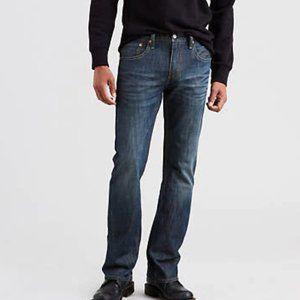 LEVI 527 Slim Boot Cut Men's Jeans Sz 33x30  ~ EUC